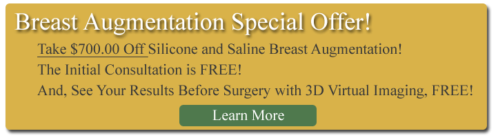 Breast Augmentation Specials in Jacksonville at Jacksonville Cosmetic Surgery