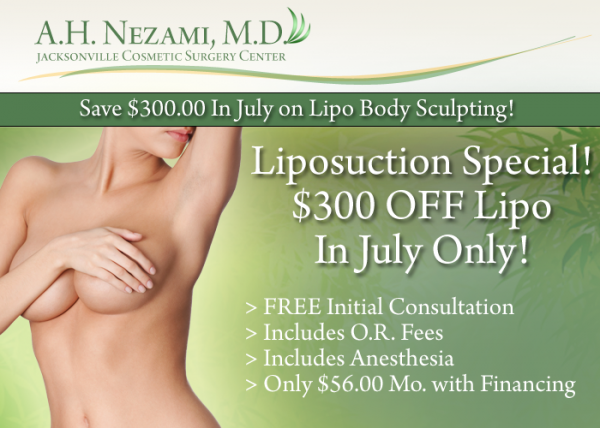 Liposuction Special in July